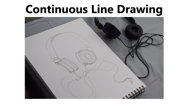 Continuous Line Drawing Lecture