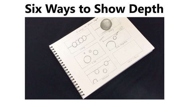 Six Ways to Show Depth Lecture