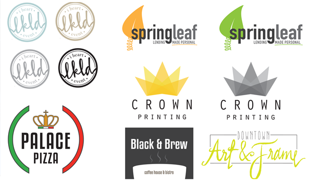 Student Logo Examples